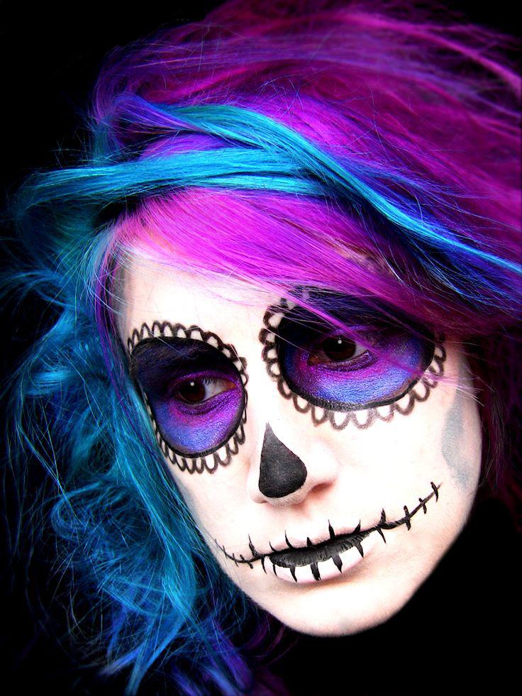 Halloween Human Hair Extensions