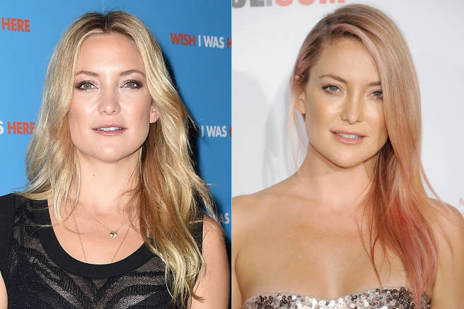 Kate Hudson Human Hair Extensions