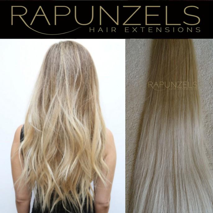 110 Gram 20 Hair Weaveweft Colour 1860 Dip Dyeombre Full Head